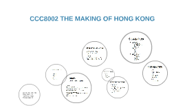 CCC8002 THE MAKING OF HONG KONG