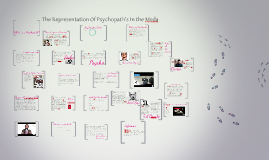 Copy of The Representation Of Psychopath's in the Meda