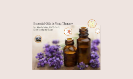 Essential Oils in Yoga Therapy