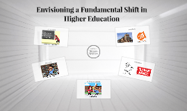 Envisioning a Fundamental Shift in Higher Education