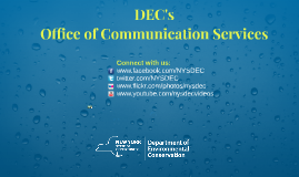 Office of Communication Services
