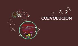 COEVOLUCIÓN