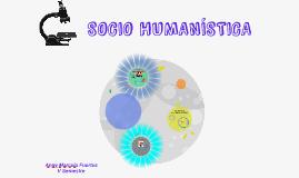 SOCIOHUMANÍSTICA