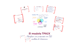 Copy of El modelo TPACK con Ejemplo