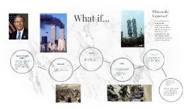 What if 9/11 didn't happen ?