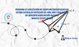 Programa de Capacitación Milagros Zamora