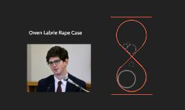 Owen Labrie Rape Case