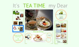 Copy of Tea Time