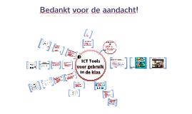 ICT Tools voor gebruik in de klas