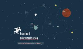 Práctica I: Contextualización