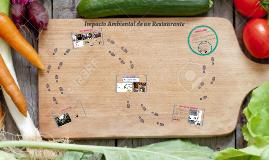 Impacto Ambiental de un Restaurante