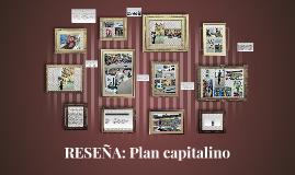 RESEÑA: Plan capitalino
