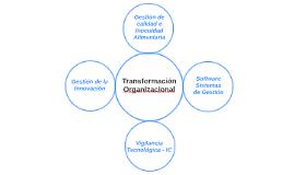 Transformación Organizacional