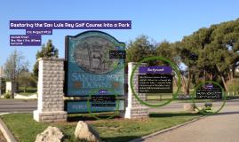 San Luis Rey Golf Course Clean-Up