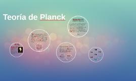 Teoria de Plank