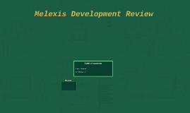 Melexis Development Review