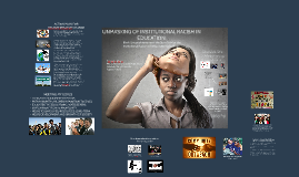 UNMASKING OF INSTITUTIONAL RACISM IN EDUCATION: