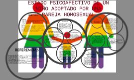 Copy of ESTADO PSICOAFECTIVO DE UN NIÑO ADOPTADO POR UNA PAREJE HOMO