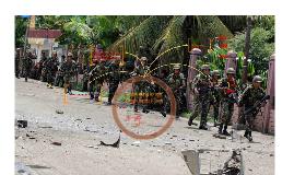 Sa gitna ng Crisis: Zamboanga Clash