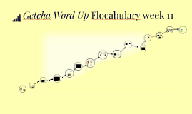 Getcha Word Up Unit 11 Flocabulary