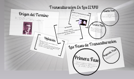 Copy of Transculturacion