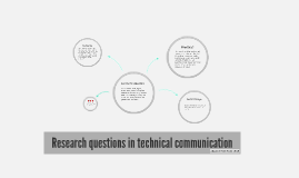 Research Questions in TC