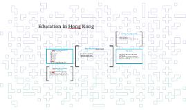 Education of Hong kong