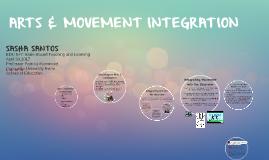 ARTS & MOVEMENT INTEGRATION
