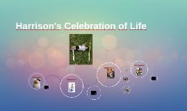 Harrison Celebration of Life