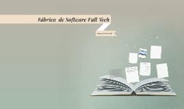Fábrica  de Software Full Tech