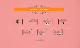 Memoir: Interview Assignment