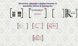 Democracia, Liberdade e Direitos Humanos: os postulados teór