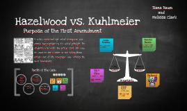 Hazelwood vs. Kuhlmeier