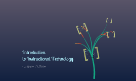 Course Outline Instructional Technology