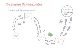 Trastornos psicosexuales