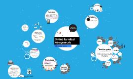 Online tanulási környezetek