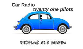 Copy of Car Radio