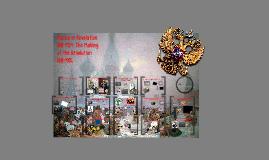 AS Level Russia 1894-1924: The Rule of Nicholas II 1894-1905