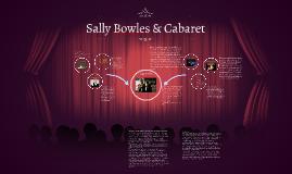 Sally Bowles & Cabaret