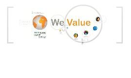 We Value @ Jobshop FCUL