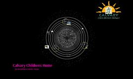 Calvary Childrens Home