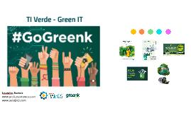 Greenk | TI Verde | E-LIXO