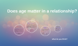 does age matter in relationship essay Below is an essay on does age matter in relationship from anti essays, your source for research papers, essays, and term paper examples.