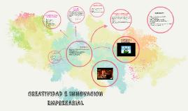 Copy of CREATIVIDAD E INNOVACION EMPRESARIAL