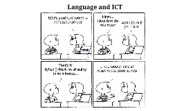 Language and ICT