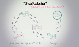 SwaRaksha Launch Presentation