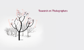Research on photographers