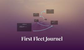 First Fleet Journel