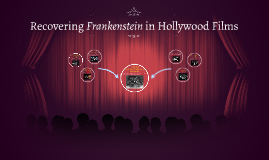Frankenstein from Hollywood Films