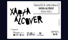 XARXA ALCOVER